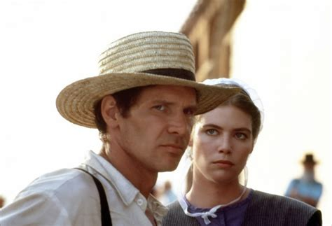 Harrison Ford Amish by Hamlette S Soliloquy Quot Witness Quot 1985