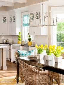 White And Yellow Kitchen Ideas by How My Mind Wanders Yellow Turquoise Amp White Kitchen