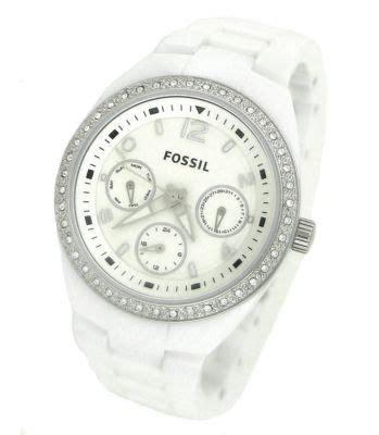 Fossil Ce 1042 Ceramic fossil ce1042 berkley white ceramic