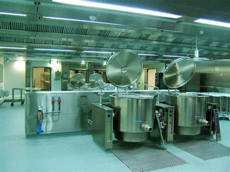 Central Kitchen In Foodservice Consultants Australia In Mount Waverley