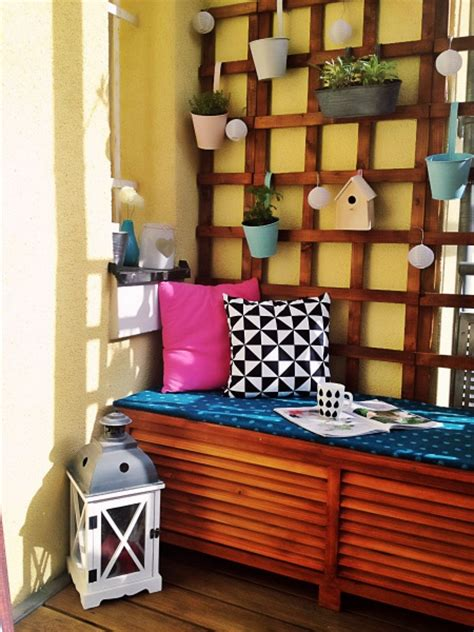 balkonmöbel für kleinen balkon design balkon kleiner