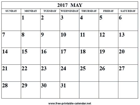 google printable calendar may calendar template 2016