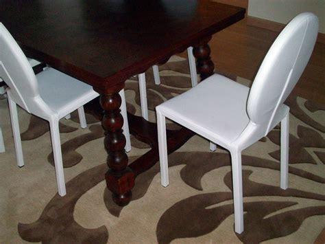 sedie per tavolo antico foto tavolo antico sedie moderne di design 79257