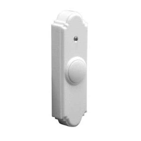 iq america wireless battery operated doorbell push button