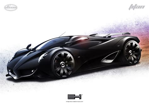 design dream car pagani titan by emrehusmen on deviantart