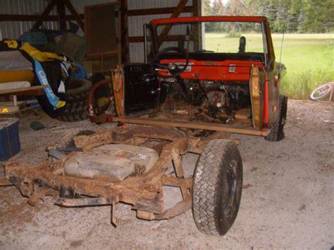 1970 Jeep Wrangler Jeepster Commander Collector Restoration Wrangler