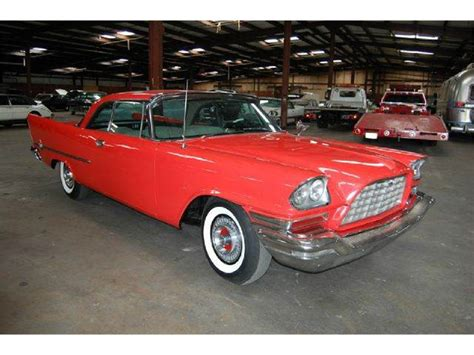 1957 Chrysler 300c For Sale by 1957 Chrysler 300c For Sale Classiccars Cc 578016