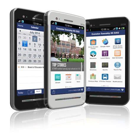 informational technology eths mobile app