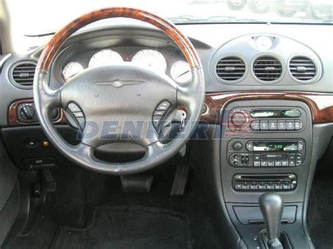 2004 Chrysler 300m Interior by 2004 Chrysler 300m