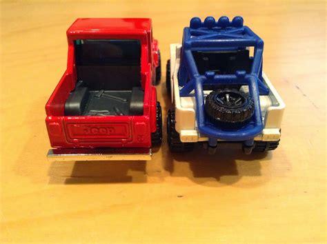 Hotwheels Toyota Jeep julian s wheels jeep scrambler toyota land