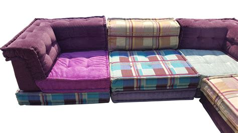 mah jong modular sofa roche bobois price mah jong modular sofa by hopfer hans for roche bobois