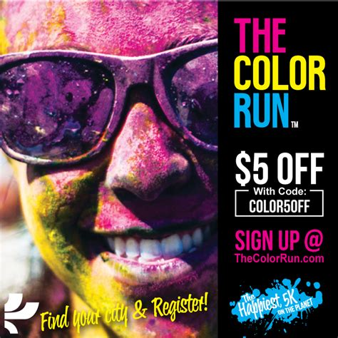color run discount code the color run returns to tempe arizona in january 2014