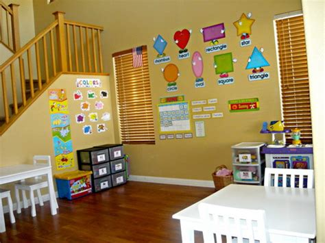 Innovative Kids Classroom Ideas How To Decorate Nursery Classroom