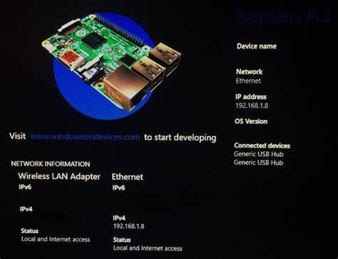 install windows 10 raspberry pi mac how to set up windows 10 on the raspberry pi techrepublic