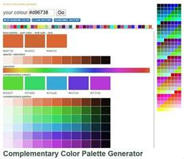 color palette generator design it material palette color