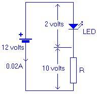 dropping resistor calculator gtsparkplugs