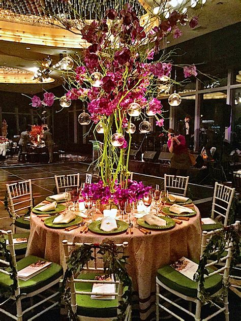 Veranda Orchid by New York Botanical Garden Orchid Dinner 2015 Quintessence