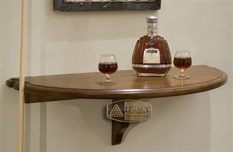Wall Shelf Table by Legacy Heritage Wall Shelf 175 00 Hallmark Billiards Toronto S Solution For Pool Tables
