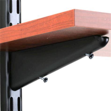 Corbels Menards Dual Trak Black Shelf Bracket Screws At Menards 174