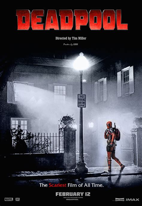 dealpool marvel hero poster film movie star american style fan made deadpool parody posters of star wars batman v