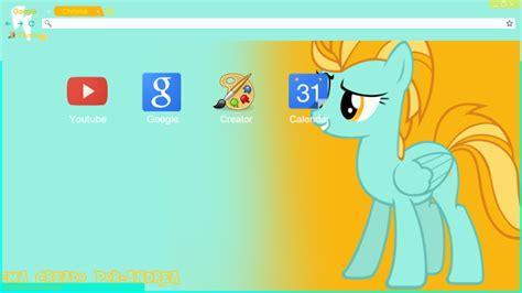 theme google chrome my melody lightning dust google chrome theme by andreasemiramis on