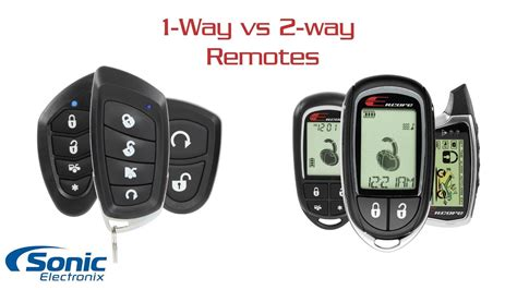 Car Types That Start With B by Aftermarket Remote Start And Car Alarms Types Of Remotes