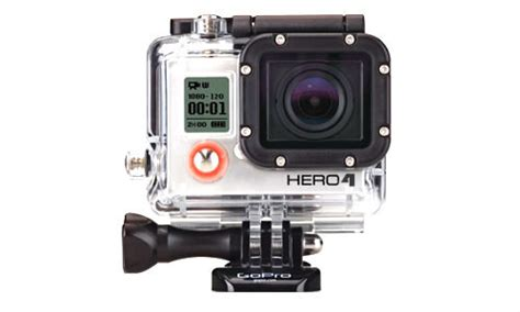 Gopro 4 New new gopro 4 rumored to shoots 4k and 1080 120fps