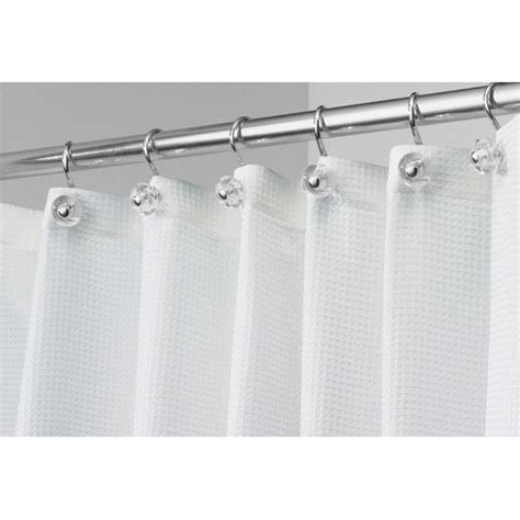 extra long shower curtain rings extra long shower curtain in shower curtains and rings