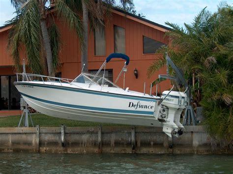 boat dinghy winch davit master boat davits
