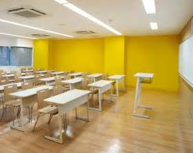 home interior design school colorful school design in japan one decor