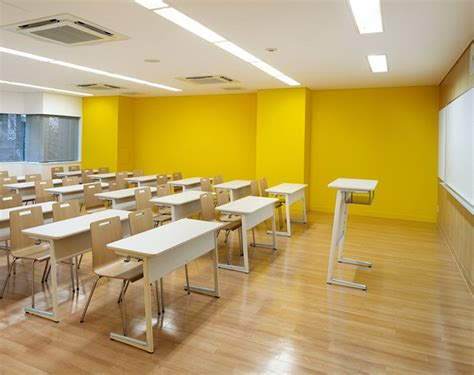 colorful school design in japan one decor