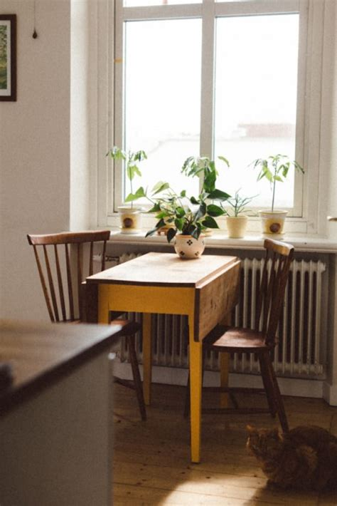 17 best ideas about yellow table on rustic tv