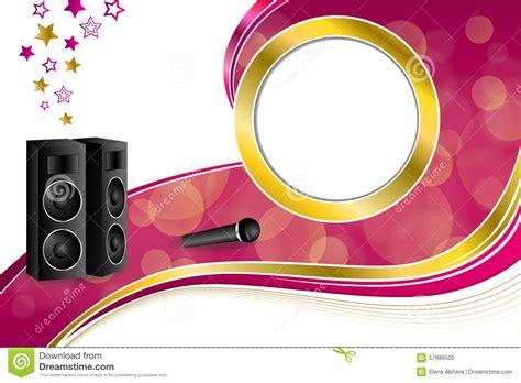 pink microphone clip art wallpaper background abstract karaoke microphone loudspeaker star