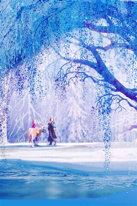 frozen kristoff wallpaper frozen concept art kristanna anna and kristoff