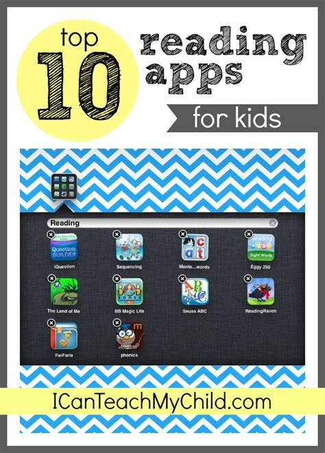scholastic reading apps top 10 reading apps for kids i can teach my child