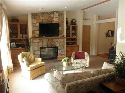 Mobile Home Fireplace by 1000 Images About Mobile Manufactured Homes On