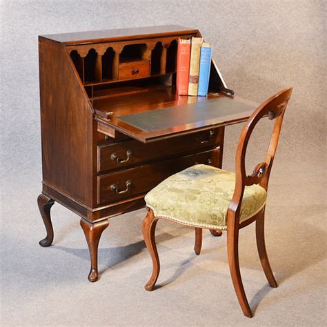 what is a desk antique bureau writing desk mahogany antiques atlas