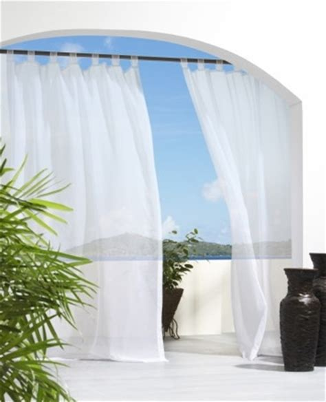 Outdoor Sheer Curtains Outdoor Sheer Curtain Panels Are Machine Washable Water Repellent Mildew Resistant And Fade