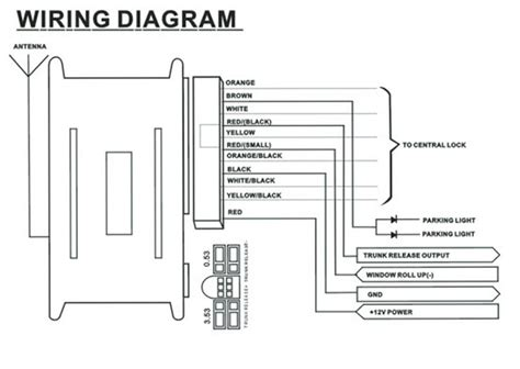central lock wiring diagram wiring diagram amazing
