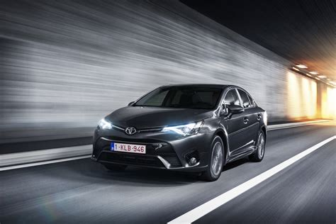 new toyota 2016 2016 new toyota avensis specs and photos autos world blog