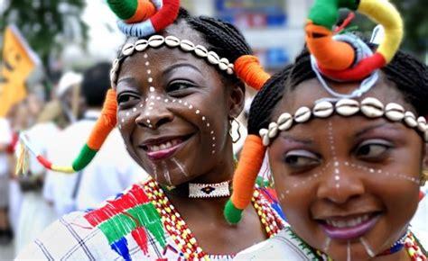 nigeria celebrating ofala festivals  igbo land