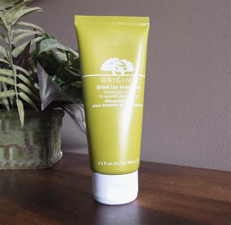 Drinks Up by Review Origins Drink Up Intensive Overnight Mask Jessoshii