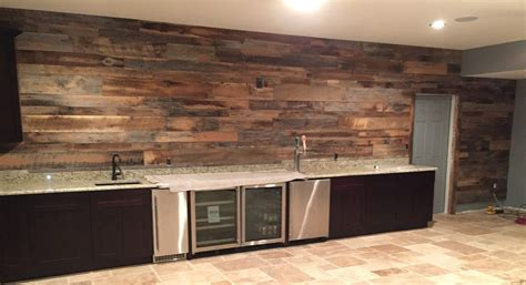 reclaimed wood accent wall reclaimed wood wall accent kits