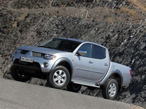 mitsubishi triton 2005 mitsubishi l 200 triton double cab specs 2005 2006
