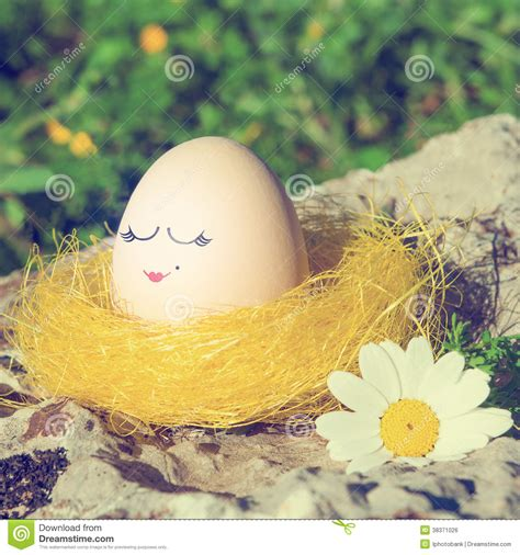 easter time avarde look hairstles retro style easter egg with mustache stock photo image