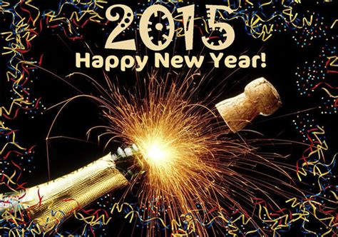 Happy New Year 2015 New Year S