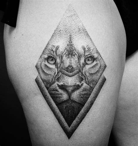 dotwork diamond tattoo 17 best images about animal tattoo designs on pinterest