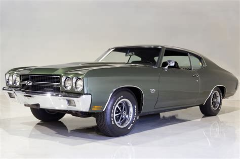 1970s Ls by 1970 Ls6 Chevelle Goodfriend Motors