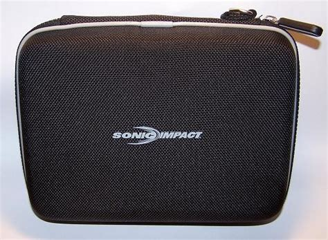 Roxys Portable Sonic Ipod Speakers by Sonic Impact I F2 Portable Speaker System For Ipod Mp3