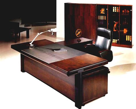 Executive Wood Desk Images Amp Pictures Becuo Office Home Executive Office Furniture